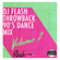 DJ Flash-Throwback Records 90's Dance Mix Vol 2 image