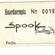 Spook Factory @ 6º Aniversario (Año 1990) image