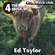 Ed Taylor - 4 The Music Exclusive - Classic Soulful Tech House Mashup image