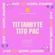 TITO PAC - U UP? SEPTEMBER 2020 image