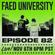 FAED University Episode 82 - 11.06.19 image
