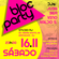 BLOC PARTY @ Studio RJ 16.11.2013 image