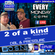 The 2 of a Kind Radio Show With DJ DBL and DJ Pressure 20-04-2020 image
