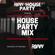 DJ Rawww - Rawww's House Party Promo Mix image