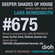 Deeper Shades Of House #675 w/ exclusive guest mix by TROYDER image