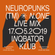 N.ONE Live Mix from Neuropunks Session @ INQ Katowice 17.05.2019 image