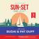 Sun Set Sail 2021.08.14. Live DJ Set @ Colonia6 part 1 image