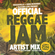 Official Reggae Jam Artist Mix 2014 image