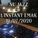 Dj Bobkat Live @ l' Instant Emak : Nu-jazz selekta image