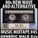 80s New Wave / Alternative Songs Mixtape Volume 45 image