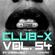Jay Cresswell - Club-X Vol. 54 - 95min Live Mix - Techno Mix - August 2021 image