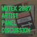 Mutek 2007 Artist Panel Discussion image