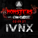 Monsters Of Industrial Bass - DJ IVNX - Present by EBM Worldwide: 02|09|21 image