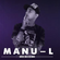 Manu - L, Recorded live at Escapepresents 21/6/18 image