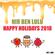 Set 190 - Happy Holidays 2018 - Nir Ben Lulu image