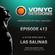 Paul van Dyk's VONYC Sessions 412 - Las Salinas image