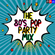 THE 80'S POP PARTY MIX image