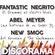 FANTASTIC NEGRITO, ABEL MEYER y NEW SMOG en DISCORAMA # 263 image
