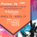 Miami Music Week 2015 from The Surfcomber Hotel Sunday March 29th image