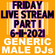 (Mostly) 80s & New Wave Happy Hour (Part 1) - Generic Male DJs - 6-11-2021 image