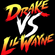 Dj Eazy - Drake Vs Lil Wayne image