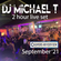 DJ Michael T - Live from Coopers - Trenton - 2 hour set image
