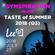Lee P. - Gymspiration X (Taste of Summer 2018) image