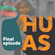 Huas - For Those Who Like To Groove pt. 18 (The Final Chapter) image