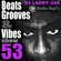 Beats, Grooves & Vibes #53 by DJ Larry Gee image