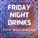 Friday Night Drinks: Funky House Classics - 27 August 2021 image