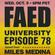 FAED University Episode 78 featuring Miles Medina - 10.09.19 image