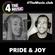 PRIDE & JOY - 4 The Music Exclusive - New Member DJs - Deep House & Tech image
