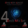 deep edm special - 4-deck mix set - rhythmic mixcloud edition image