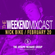 Nick Bike - Weekend Mixcast (Feb 20/15) image