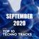 DI.FM Top 10 Techno Tracks September 2020 image