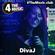 DJ DivaJ - 4 The Music Exclusive - Debut show - Soaked in Music image