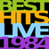 Best Hits Live 1984 image