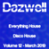 Everything House - Volume 12 - Disco House - March 2019 by Dazwell image