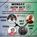 Antonio Pascal AfroSoulLondon Live! alongside Petchy Jah D and Bongo Dan image
