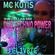 Dub Techno Power B2B Collab Mix By DJ EL3V8TE & MC KOTIS image