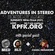 Adventures In Stereo w/ Cazal Organism, Mellow Man Ace & MED image