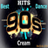 Geo_b presents - Best Cream Dance Hits of 90's (Re-Mixed''2017 by Geo_b) image