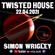 Twisted House Radio Live on @Cruise_FM with @Wrigley_Simon image