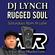 Rugged Soul on Rise1Radio 24-7-21 image
