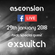 Facebook live sessions 29th January with eXswitch image