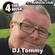 DJ Tommy Set 13 - 4 The Music Live - Tropical House Mix 23-07-21 image