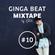Ginga Beat mixtape #10 image