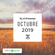 OCTUBRE 2019 Mixed by Dj JJ image