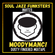 SJF Invites #2 - Moodymanc - Dusty Fingered Mixtape - Soul Jazz Funk image