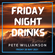 Friday Night Drinks - Recorded Live - 28 May 2021 image